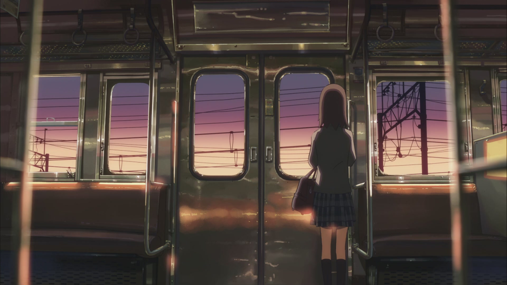 27 Images About 5 Centimeter Per Second On We Heart It See More About Anime 5 Centimeters Per Second And Amazing