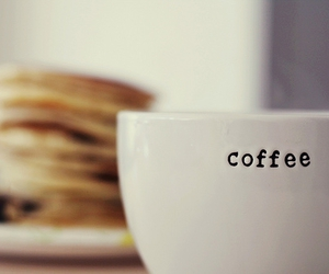 coffee and pancakes image