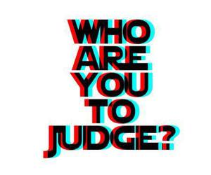 judge, quote, and text image