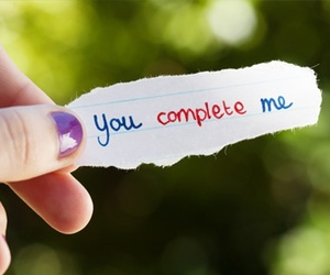 love, quote, and you image