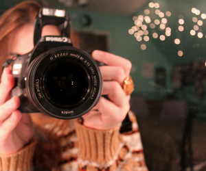 bedroom, brunette, and canon image