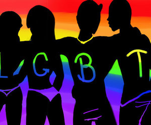bisexual, human rights, and equality image