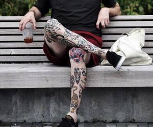 black, boy, and style image