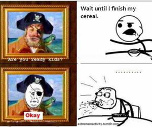 spongebob squarepants and cereal guy image