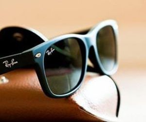 ray ban, sunglasses, and glasses image