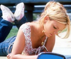 britney spears, crossroads, and movie image