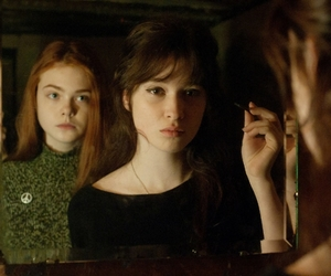 girl, ginger and rosa, and Elle Fanning image