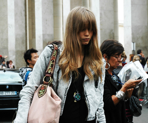 girl, abbey lee, and hair image