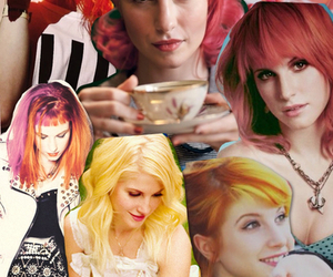 girl, hair, and hayley williams image