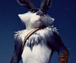 bunnymund and rise of the guardians image