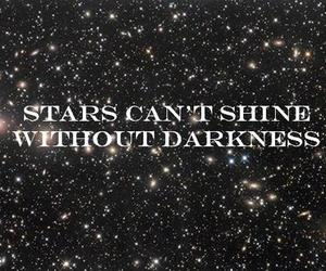 stars, photography, and quote image