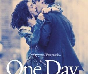 one day, movie, and love image