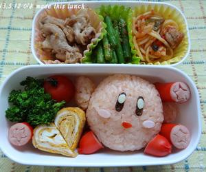 food, box, and kawaii image
