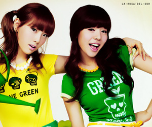 snsd, Sunny, and taeyeon image