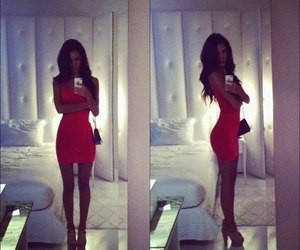 girl, dress, and sexy image