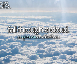 clouds, quote, and cute image