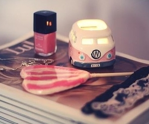 pink, chanel, and heart image