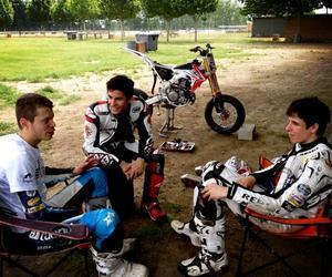 motocross, marc marquez, and alex marquez image