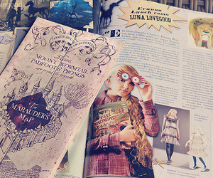 harry potter and LOVEGOOD image