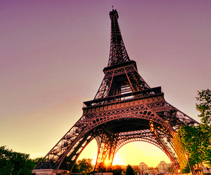 paris, eiffel tower, and photography image