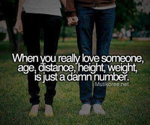 love, quotes, and height image