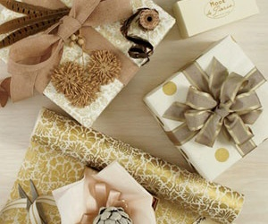 diy, gift, and gold image