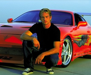 actor, voiture, and fast and furious image