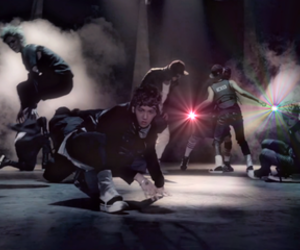 boys, wolf, and exo image