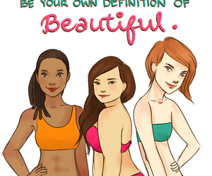 fitness, beautiful, and motivation image