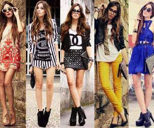 girl, style, and clothes image