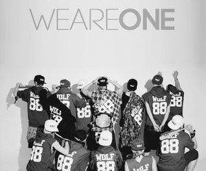 exo, exo-k, and we are one image