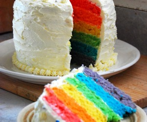 cake, pretty, and candy image