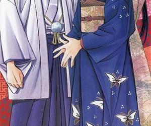 anime, kaoru, and samurai x image