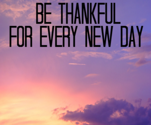 quote, thankful, and day image