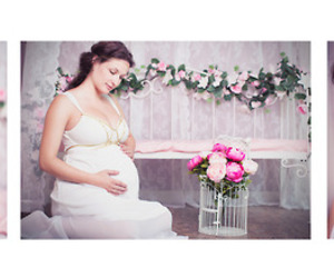 Dubai, maternity photoshoot, and фотосессия image