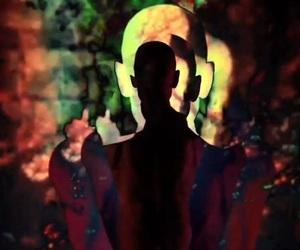dark, psychedelia, and screen grab image