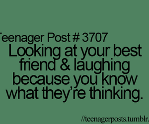 best friends, funny, and life image