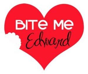 bite, edward, and edward cullen image