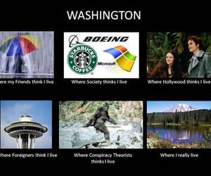 boeing, seattle, and starbucks image