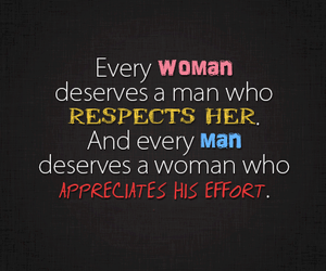 quotes, man, and woman image