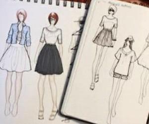 designer, moda, and fashion image