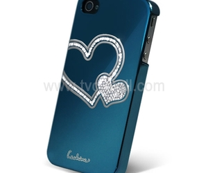 rhinestone iphone case, iphone 4s case, and crystal iphone case image