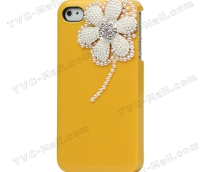 cute iphone case, iphone 4s case, and iphone rhinestone case image