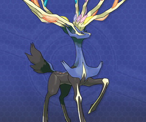 black&white, epic, and xerneas image