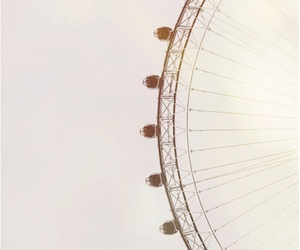 london, photography, and ferris wheel image