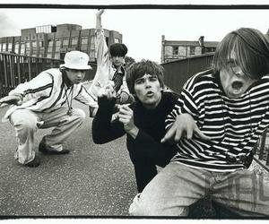 ian brown, the stone roses, and john squire image