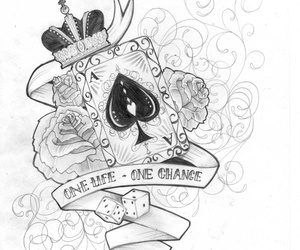 sketch, tattoo, and tattoo inspiration image