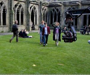 amor, behind the scenes, and daniel radcliffe image