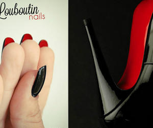 nails and louboutin image