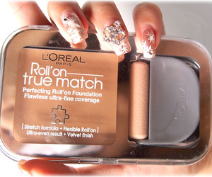 beauty, brown, and brush image